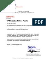 Actualización en Triaje Intrahospitalario