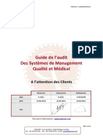 Guide Audit Client v12