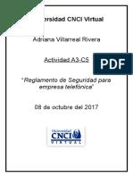 ACTV A3 C5