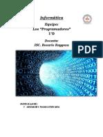Ada Adicional Informatica Ll