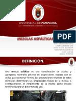 EXPOSICION MEZCLAS ASFALTICAS