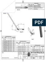 HB C0087 (RS Bolt Bendings Detail) R13