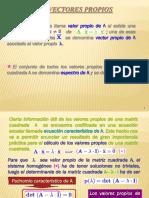 Valores y Vectores Propios-1