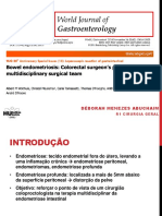 Clube de Revista 24.04 Endometriose Profunda