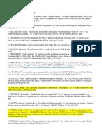 bibliografia proposta indicativa