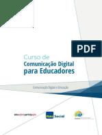 Curso de Comunicação para Educadores - Modulo Basico