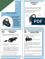 Motorola Headset H350_QSG