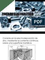 Zincado Electrolítico