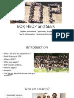 Eop, Heop and Seek