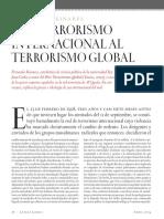 Del Terrorismo Fernando Reinares
