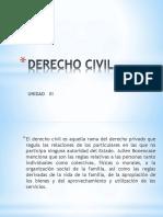 Derecho Civil 1