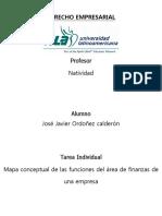 Ordoñez_calderon_S1_TImapa Conceptual de Las Funciones Del Area de Finanzas de Una Empresa