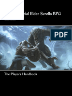 The Players Handbook