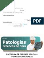 Patologias em dry wall.pdf
