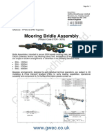 Bridle Assembly - Data Sheet