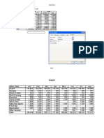 Index and Offset in Excel