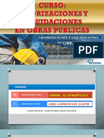 00 SESION 1 Valorizacion y Liquidacion de Obras