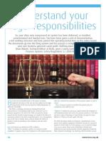 Air User - Legislation - Pressure Systems Saftey Regulations PSSR