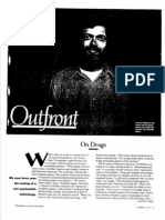 Terence McKenna - Outfront - On Drugs