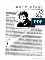 Terence McKenna - Q & A