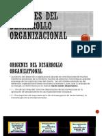 presentacion Organizacional
