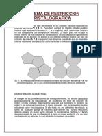 Teorema de Restricción Cristalográfica - Copia