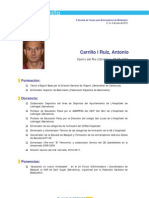 Biografia Antonio Carrillo 2010