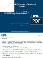 PDI Investigacion Reporte Accidentes Incidentes