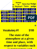5 themes jeopardy review 1