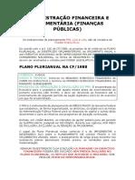 Ppa_ldo_loa-Administração Financeira e Orçamentária (Finanças Públicas)-Ppa_ldo e Loa