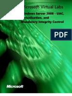 UACVirtualizationandMandatoryIntegrityControl