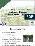 Cuencas Hidrogrc3a1ficas y La Contaminacic3b3n Rio Caguitas