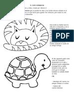 1. El Gato Dormilon