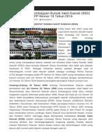 Masa Depan Kelembagaan Rumah Sakit Daerah (RSD) Pasca Terbitnya PP Nomor 18 Tahun 2016.pdf