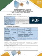 1- Guía y Rúbrica Evaluación Fase 2- Análisis y Discusión Del Problema
