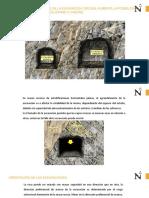 Clase Características Geomecánicas Del Macizo Rocoso (G)