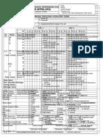 Formulir Pengawasan Pemulihan Di RR