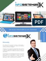 Cot - Mantenimiento Pc - Infosistemas Jk
