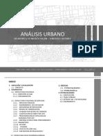 Analisis Del Cercado de Lima Primera Entrega