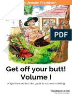 Get Off Your Butt Volume i