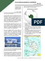 Preservación de Espacios Naturales - Antártida
