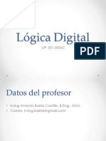 CLASE 1 Logica Digital