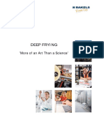 Deep Frying - More of an Art Than a Science