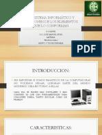 Elementos de la interfaz gráfica de usuario primero de secundaria Tecnología 1