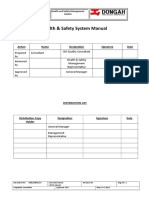 ISO 18001 Manual