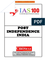 Post Independence India[Shashidthakur23.Wordpress.com]