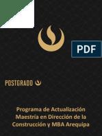 CLASE 1 - Topicos de Investigación AQP