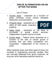 tax analysis