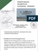 Geometrik Lapangan Terbang