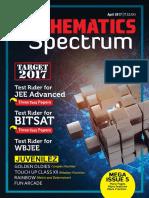 Spectrum Mathematics - April 2017